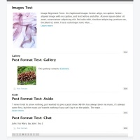 Applish subTheme-Blog