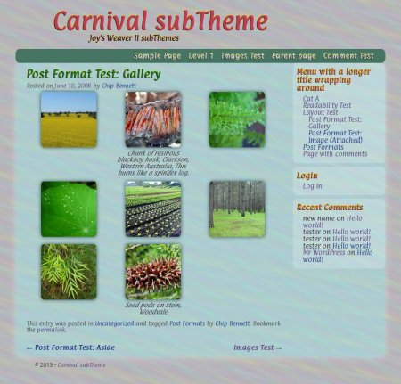 Carnival subTheme-Gallery-silver
