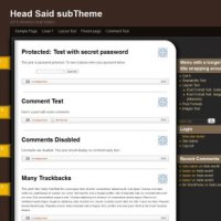 Head Said subTheme-detail